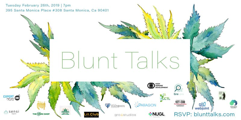 Blunt Talks: Cannabis in California