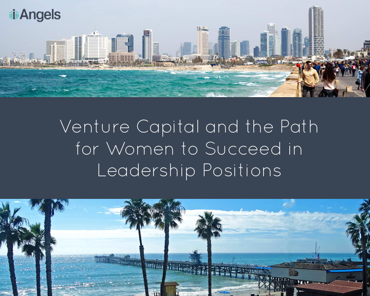 Venture Capital and the Path for Women to Succeed in Leadership Positions